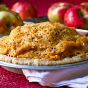 Apple and Bacon Pie