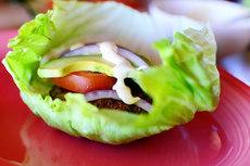 Low-Carb Burgers