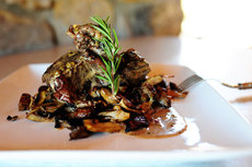 Short Ribs with Wine and Cream