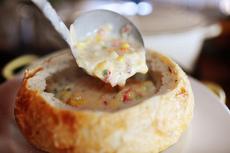 Corn & Cheese Chowder