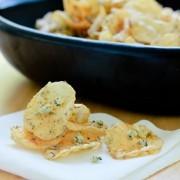 Napa Style Homemade Potato Chips