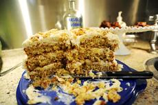 Billie's Italian Cream Cake Recipe