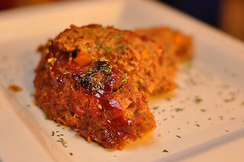 Cajun Meatloaf | Bottomless Bites