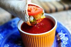 SuperSonic Breakfast Burrito