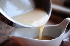 Whiskey Maple Cream Sauce