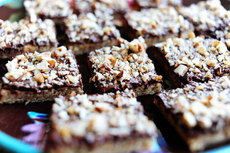 Cleta Bailey's Toffee Squares