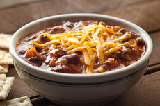 Spicy Slow-Cooker Beef Chili Recipe