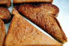 Cinnamon Toast the Right Way