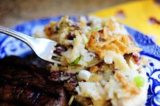Restaurant-Style Smashed Potatoes