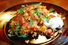 Cooking With Pastor Ryan: Delicious Mexican Lasagna