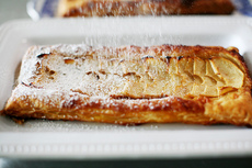 Quick & Easy (and Yummy) Apple Tart