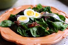 My Spinach Salad