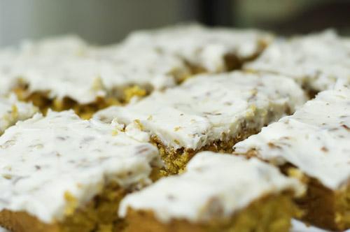 Sigrid's Carrot Cake