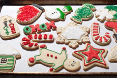 Christmas Sugar Cookies Recipe