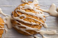 Spiced Pumpkin-Oatmeal Cookies Recipe