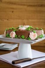 A Happy Birthday (w/ Chocolate Cake)
