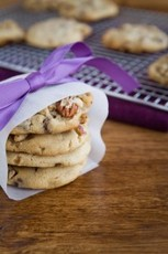 Turtle Chip Cookies
