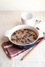 Three-Grain Breakfast Bake