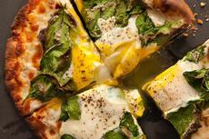 Breakfast Pita-Pizza Recipe