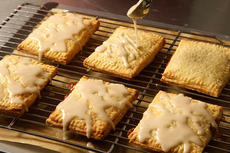Frosted Strawberry Pop Tarts Recipe
