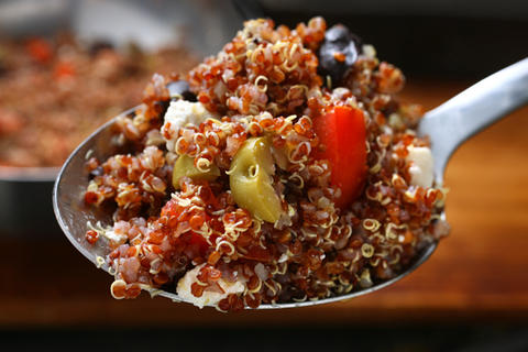 Basic Quinoa Salad Recipe