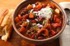 Basic Vegetarian Chili Recipe