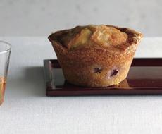 Individual Grape and Vin Santo Cakes