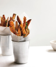 San Francisco Garlic Fries