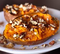 Sweet Potato Delight