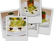 PVC Pipe Salad