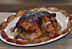 Rosemary Apple Chicken