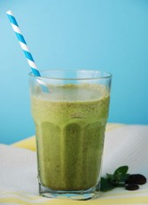 Mint Chip Protein Shake