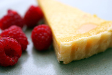 nutmeg-maple cream pie