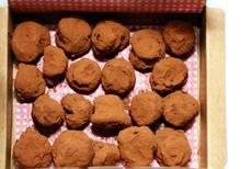 robert linxe's chocolate truffles