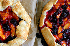 pate brisee, galette and hand pies