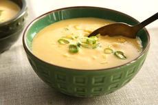 Chipotle Corn Soup Recipe