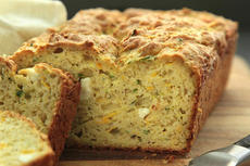 Savory Summer Squash Quick Bread Recipe