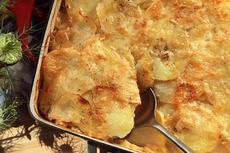 Dilled Potato Gratin Recipe