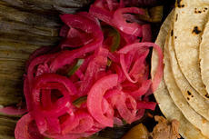 Pickled Red Onions Recipe