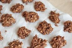 Chocolate & Coffee No-Bake Cookies