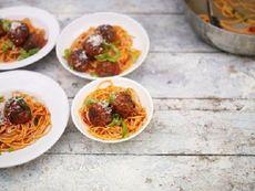 Jamie Oliver Meatballs