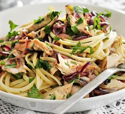 Good Food Asparagus Hazelnut