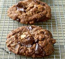 All-American chocolate chunk cookies