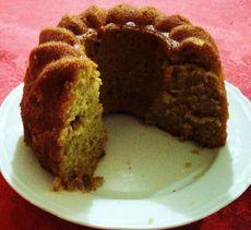 Sticky Honey Cake