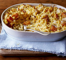 Butternut macaroni cheese