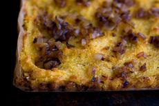 Cornmeal Crunch Recipe