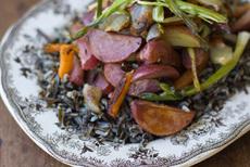 Autumn Potato Salad Recipe