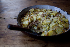Baked Farro Pasta Recipe