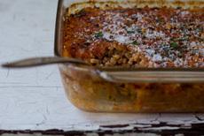 Baked Farro Risotto Recipe