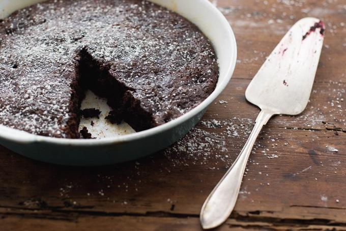 Old-Fashioned Blueberry Cake Recipe